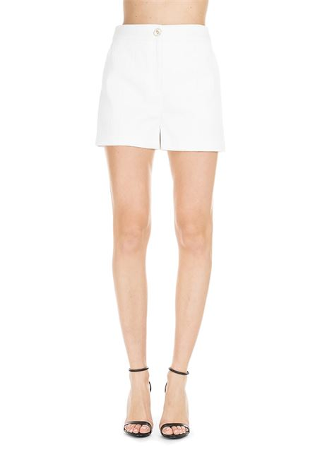 WHITE COTTON SHORTS BOUTIQUE MOSCHINO |  | 03118161