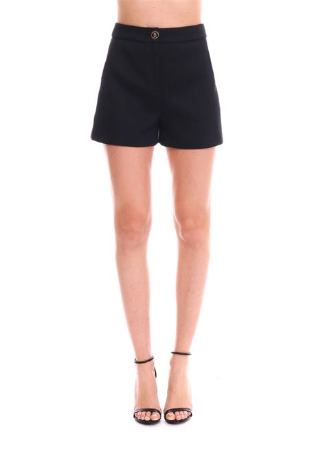 BLACK COTTON SHORTS BOUTIQUE MOSCHINO |  | 0311816555