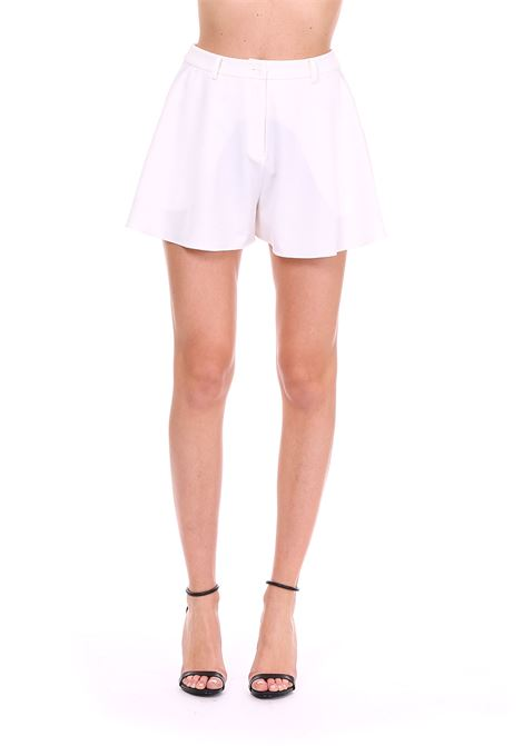 SHORTS BIANCHI IN CADY BOUTIQUE MOSCHINO | Shorts | 03161134A0002
