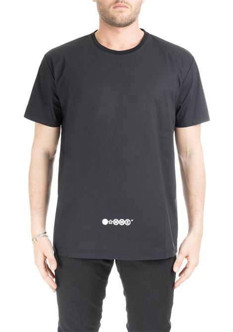 T-SHIRT SOFT NERA DANIELE ALESSANDRINI | T-shirt | M6962R124039021