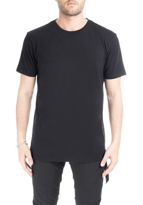 T-SHIRT PRIORITY PASS NERA DANIELE ALESSANDRINI | T-shirt | M6989E64339011