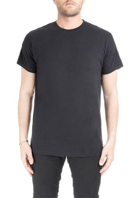T-SHIRT BINARI NERA DANIELE ALESSANDRINI | T-shirt | M702039021