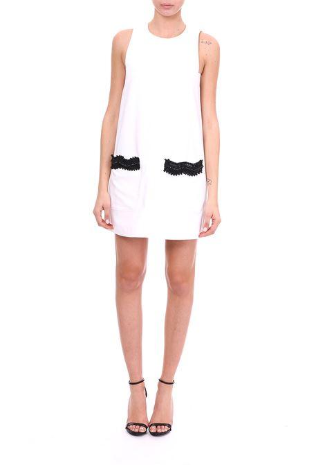 DRESS WITH JEWEL POCKETS DONDUP | Dress | A895CT0098040PDDS19002