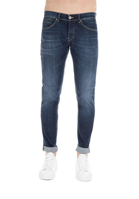 JEANS GEORGE BLU DONDUP | Jeans | UP232DS0050U49DU800