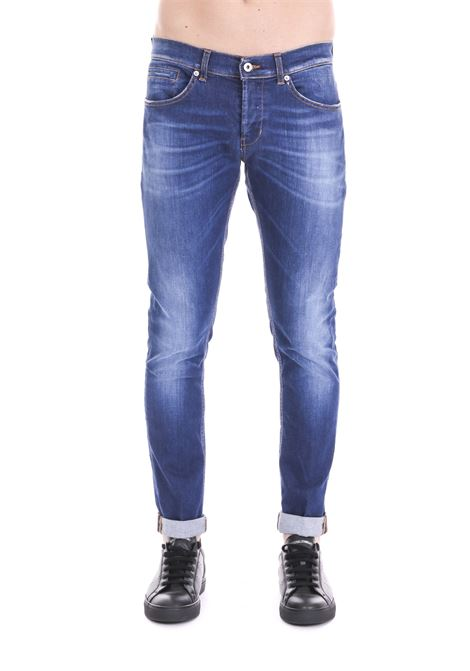JEANS '' GEORGE '' IN A LIGHT DENIM DONDUP | Jeans | UP232DS0169U64DUS19800