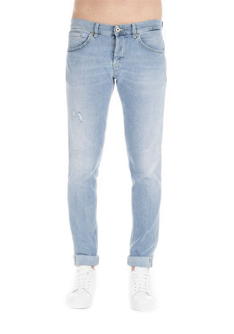 GEORGE JEANS LIGHT BLUE  DONDUP | Jeans | UP232DS0229UU38800
