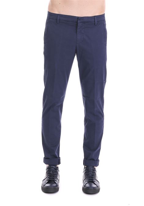 BLUE 'GAUBERT' TROUSERS DONDUP | Pants | UP235GS0021PTDDUS19897
