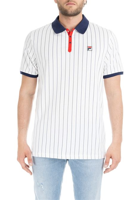 POLO VINTAGE STRIPE FILA | Polo Shirts | 684386001