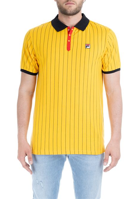POLO VINTAGE STRIPE FILA | Polo Shirts | 684386L25