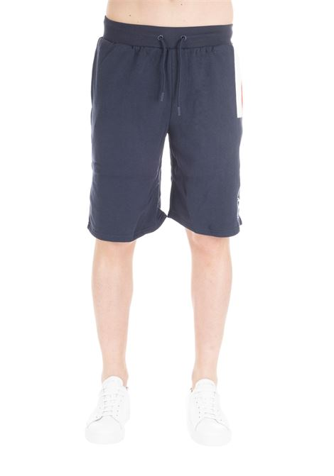 SHORTS AJAY LAIDED ON STRIPES BLU FILA | Shorts | 684473003