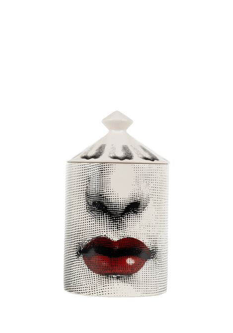 KISS SCENTED CANDLE FORNASETTI |  | CAN1000BACIOMULTICOLOR