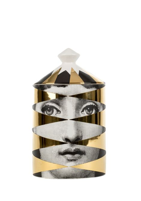 LOSANGHE SCENTED CANDLE FORNASETTI |  | CAN300GOLDLOSANGHEMULTICOLOR