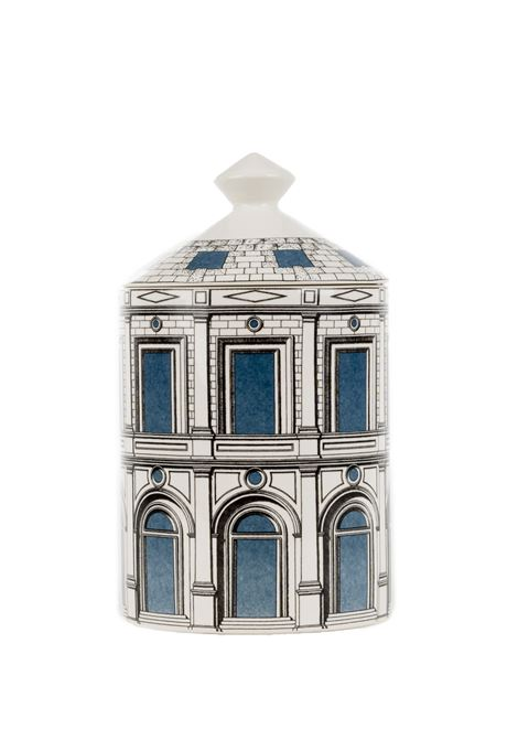 PALAZZO PERFUMED CANDLE FORNASETTI |  | CAN300PALAZZO CELESTEMULTICOLOR