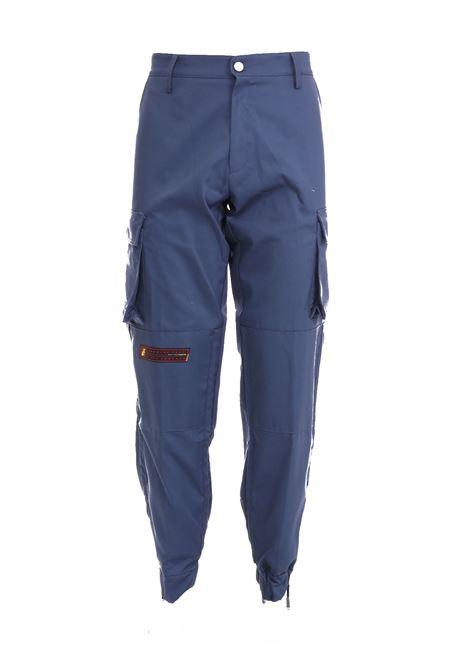 COTTON BLEND TROUSERS GCDS | Pants | SS1903001507