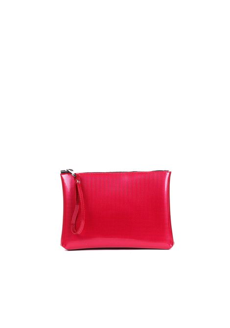 POCHETTE NUMBERS MEDIA RED GUM | Clutch | BC4052/19PEGUMBITROSSO