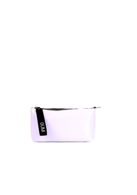 BEAUTY CASE CON LACCIO GUM | Beauty case | BC4056/19PECAPITALBIANCO