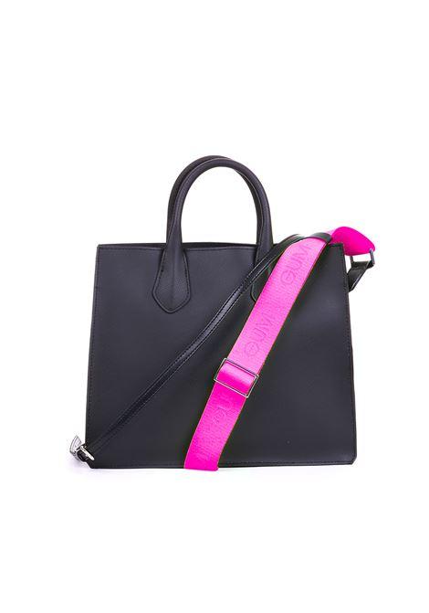 PVC BAG GUM | Bags | BS1708GUMSAFNERO/FUCSIA
