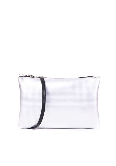 POCHETTE NUMBERS MEDIA SILVER GUM | Bags | BS4057/19PEGUMBITSILVER