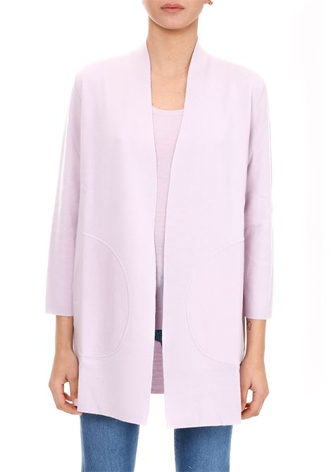 CARDIGAN WITHOUT CLOSING HEMISPHERE | Cardigans | HES91914614-174172