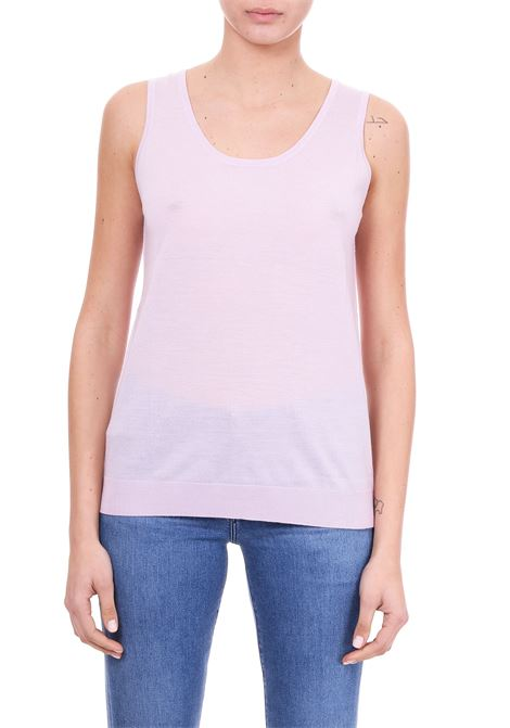 LILAC BLOSSOM SLEEVELESS TOP  HEMISPHERE | Tops | HES91914638-174172