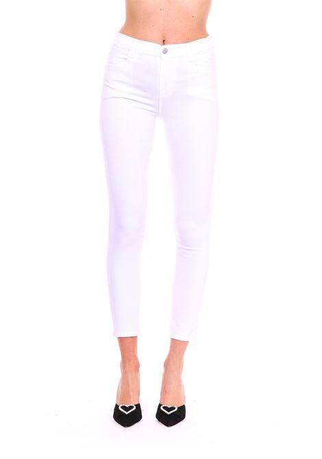 WHITE JEANS 'ALANA' J BRAND | Jeans | 23127C028/BBIANCO