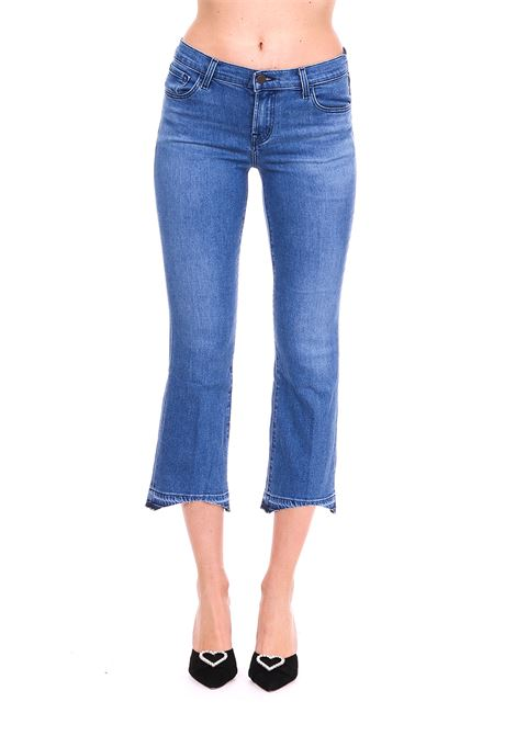 JEANS ''EARTHY'' IN DENIM BLU J BRAND | Jeans | JB001887J44410