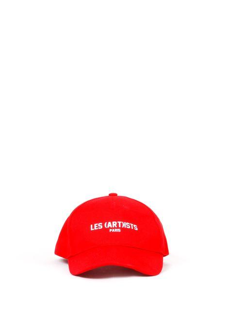 CAPPELLO ROSSO STAMPA LOGO LES ARTISTS | Cappelli | LA08CAP91ROSSO