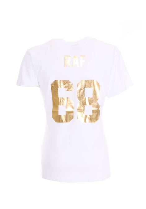 T-SHIRT WITH FRONT PRINTING LES ARTISTS | T-shirt | LA08TEE1123WHITE