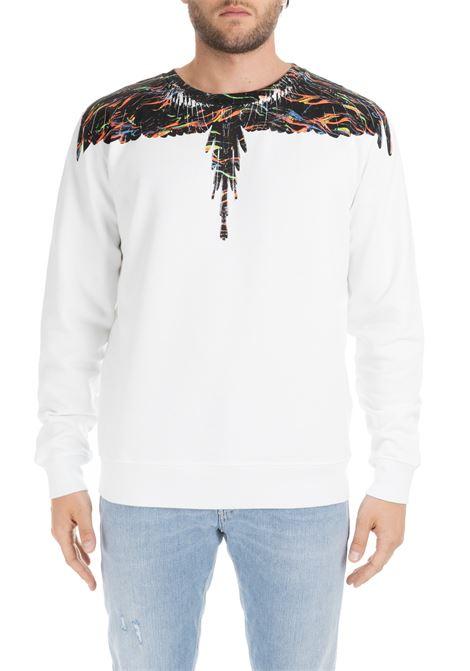 WHITE WINGS SWEATSHIRT  MARCELO BURLON | Sweatshirts | CMBA009S1963002401880188