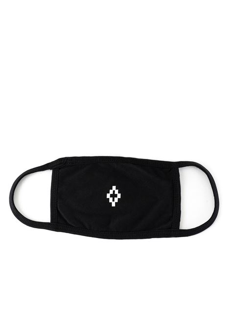 BLACK CROSS MASK MARCELO BURLON | Masks | CMRG003R190011011001