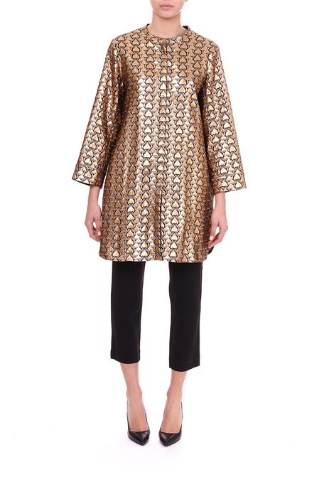 JACQUARD SHIRT MAX MARA'S | Coat | COTTAGE91910591000001
