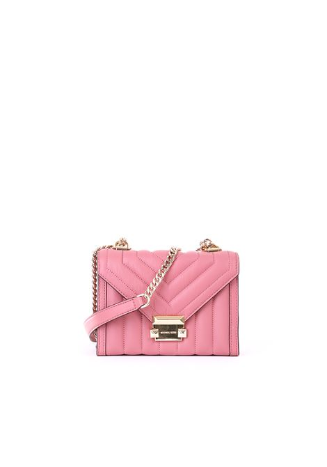 PINK WHITNEY BAG IN QUILTED LEATHER MICHAEL DI MICHAEL KORS | Bags | 30F8TXIL1T622