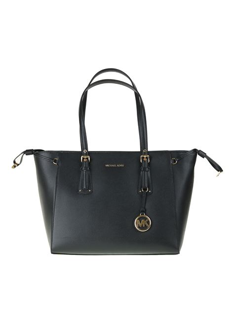 LEATHER BAG MICHAEL DI MICHAEL KORS | Bags | 30H7GV6T8LVOYAGER001