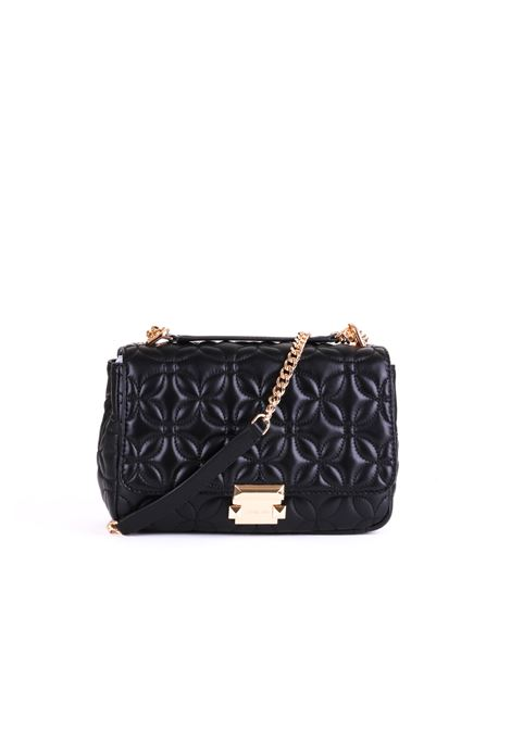BAG IN QUILTED LEATHER MICHAEL DI MICHAEL KORS | Bag | 30H8GSLL3TSLOAN001