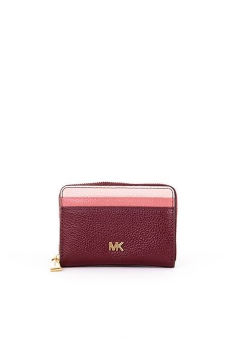 LEATHER WALLETS MICHAEL DI MICHAEL KORS | Wallets | 32F8GF6Z1TMONEYPIECES891