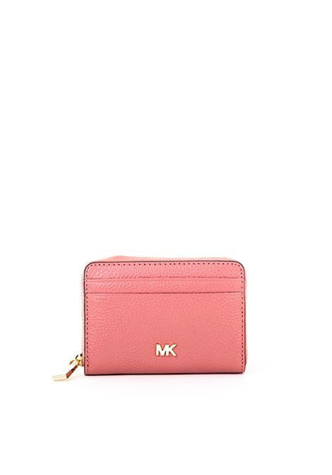 LEATHER WALLETS MICHAEL DI MICHAEL KORS | Wallets | 32F8TF6Z0LMONEYPIECES622