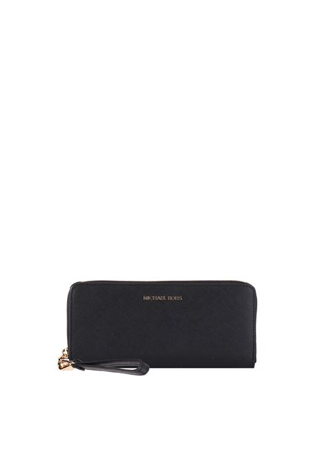 LEATHER WALLET MICHAEL DI MICHAEL KORS | Wallets | 32S5GTVE9LMONEYPIECES001