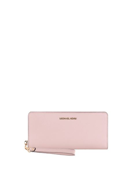 LEATHER WALLET MICHAEL DI MICHAEL KORS | Wallets | 32S5GTVE9LMONEYPIECES187
