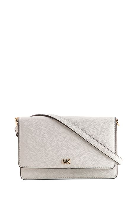 WHITE CONVERTIBLE SHOULDER BAG MICHAEL DI MICHAEL KORS | Bags | 32T8GF5C1LCROSSBODIES085