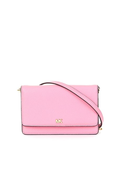 PINK CONVERTIBLE SHOULDER BAG MICHAEL DI MICHAEL KORS | Bag | 32T8TF5C4LCROSSBODIES611