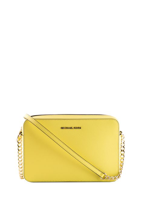 YELLOW LARGE JET SET BAG MICHAEL DI MICHAEL KORS | Bags | 32T8TF5C4LCROSSBODIES708