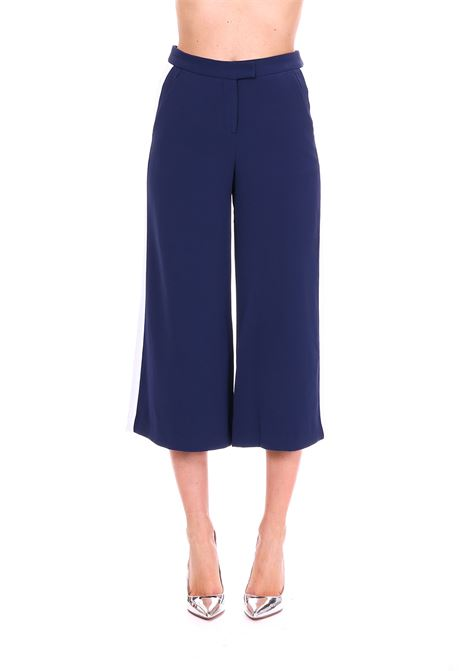 CROPPED TROUSERS WITH BANDS MICHAEL DI MICHAEL KORS | Pants | MF83GKL6BZ456