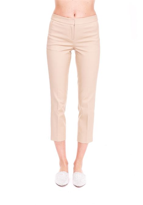 COTTON TROUSERS WITH BANDS MICHAEL DI MICHAEL KORS | Pants | MS93H42C64250