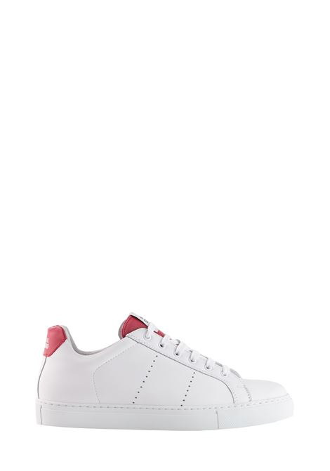 SNEAKER EDITION 4 WHITE AND RED NATIONALSTANDARD | Sneakers | M0419SSOF04
