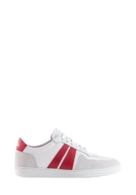 SNEAKER EDITION 6 DOPPIA FASCIA ROSSA NATIONALSTANDARD | Sneakers | M0619S004