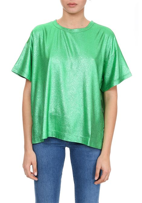 T-SHIRT LAMINATA Nude | T-shirt | 1103505133