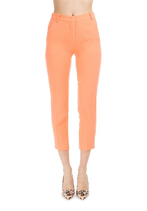 TROUSERS BELLO73 FLUO ORANGE PINKO | Pants | BELLO73 1B13VB7438B26