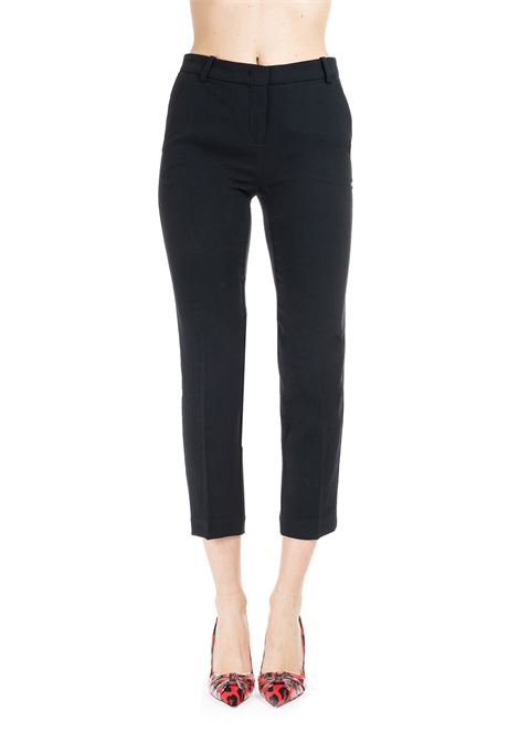 BLACK BELLO 73 TROUSERS PINKO | Pants | BELLO73 1B13VB7438Z99