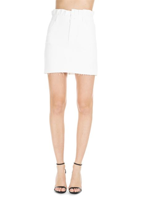 WHITE LILY ROUCHES SKIRT PINKO | Skirts | LILYROUCHES6 1X10EHY5D5Z06
