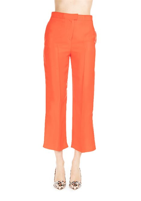 RED PATERNO TROUSERS PINKO | Pants | PATERNO1G143N7388R25